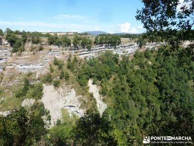 Parque Natural Gorbeia - Hayedo de Altube - Cascada de Gujuli;botas montaña madrid tienda montaña
